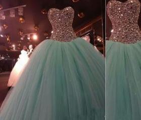 Princess Mint Green ..