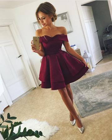 Short sexy party dress