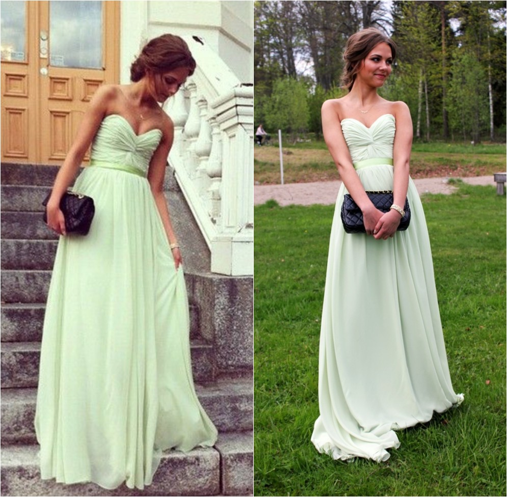Green Bridesmaid DressesSage Dress Prom Dresses 2015Long DressesGreen DressesWomen Summer DressesLong Evening DressesFormal