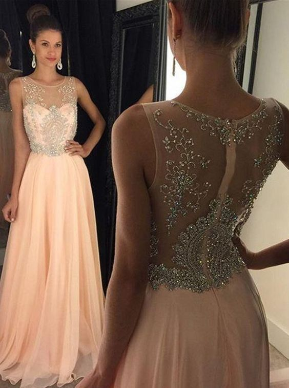 Cute long prom dresses for teens all