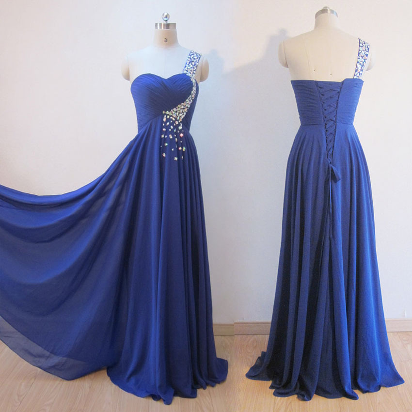 238e2f76a57 2016 Royal Blue Prom Dresses