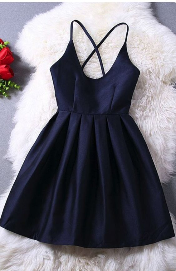 Short Evening Dresses for Teen Girls
