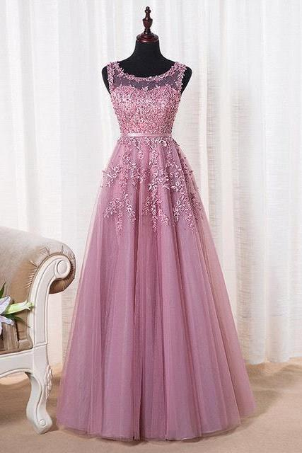 Real Picture Prom Dresses,Long Prom Dress,Bridesmaid Dresses,Tulle Scalloped Evening Dresses,Women Dresses,Wedding Dress,Party Dress 2016,Vestidos De Fiesta