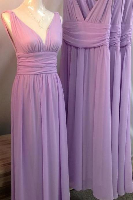 Purple Bridesmaid Dresses - Luulla